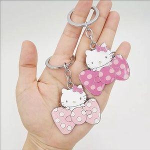 You pick ! Hello kitty keychain